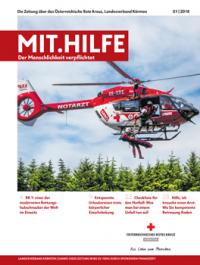 MIT.HILFE Der Menschlichkeit verpflichtet - Ausgabe 01|2018